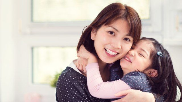 Ilustrasi seorang ibu (Sumber Ilustrasi: Shutterstock)