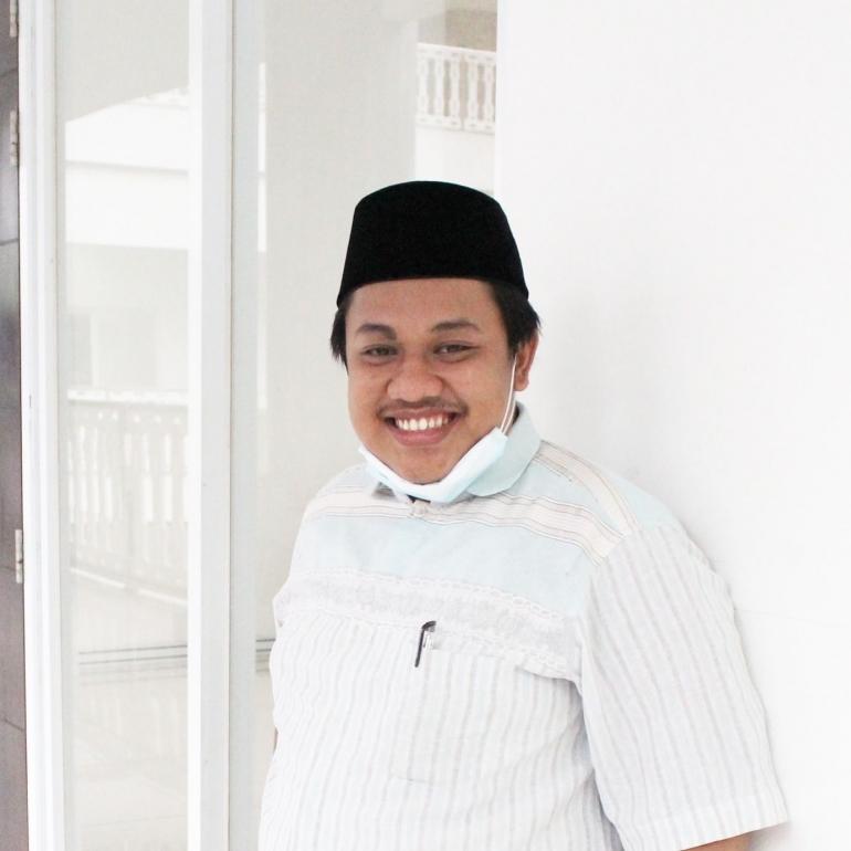 Slamet Turahman, Mahasiswa Pengembangan Masyarakat Islam UIN Sultan Maulana Hasanuddin Banten