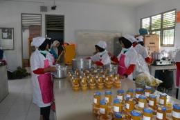 Praktik TEFA Pada Jurusan Pengolahan Hasil Pertanian di SMKN Pertanian Terpadu Pekanbaru | Dokumen Pribadi