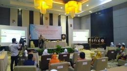 Suasana pembukaan Muscab IBI Kabupaten Banyumas (27/11).   Dokpri