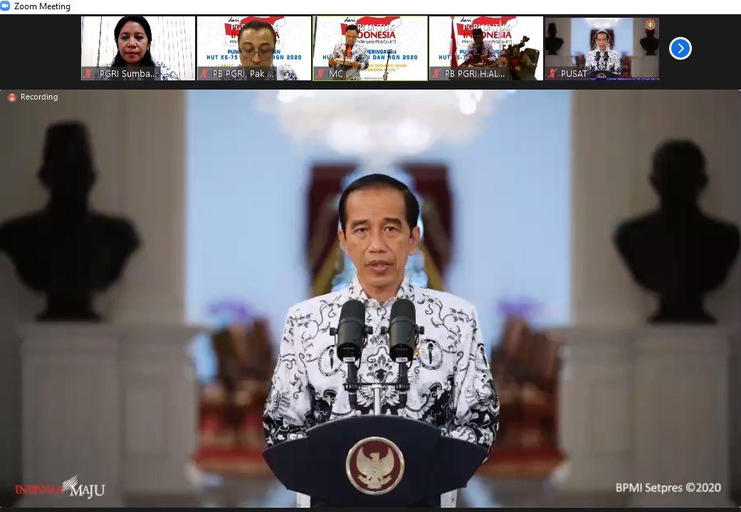 Amanah Presiden Jokowi