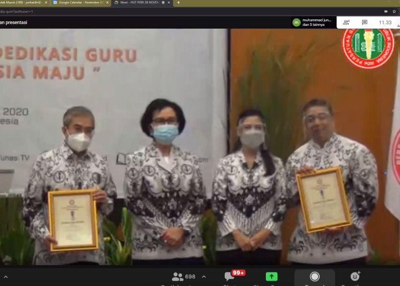 Selamat buat Tokoh Cendekiawan Indonesia