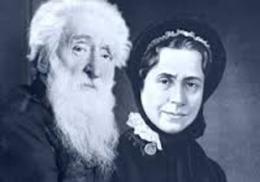 Foto William dan Catherine Booth (sumber: timetoast.com)