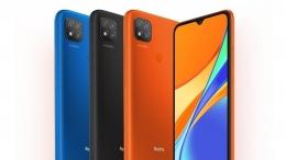 Gambar 1. Handphone (HP) Redmi 9C Xiaomi milik Cina yang Berekspansi ke Asia Tenggara.
