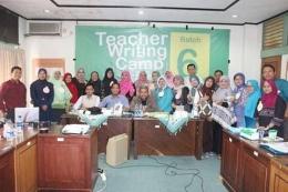 Teacher Writing Camp 6 UNJ