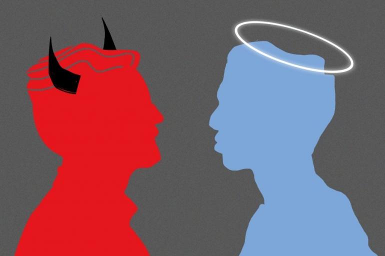 Kalau kita mengisi jiwa dengan bahan baku yang berkualitas, Allah akan memperbaiki kita sebagai insan (ilustrasi:glasgowguardian.com)