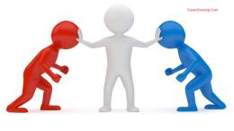 Perbedaan Pendapat dan cara mengatasi konflik   dosensosiologi.com
