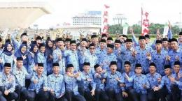 Para Pegawai Negeri Sipil (ternate.tribunnews.com)