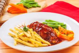 Steak Ayam (Dapurkobe.co.id)