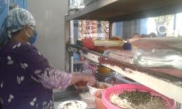 Nasi pecel merupakan jenis makanan paling diminati/dokumen samhudibae