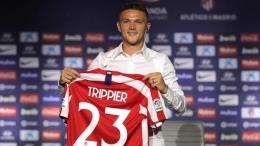 Kieran Trippier diskors 10 pekan oleh FA sebab terbukti melanggar aturan judi. | (Credit: Sergio Perez/Reuters)