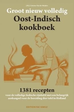 Gambar cover buku resep masakan Catenius van der Meijden