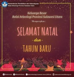 Sumber; Balai Arkeologi Sulawesi Utara