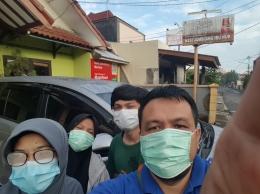 Tetap disiplin masker di setiap kota (DOkpri)