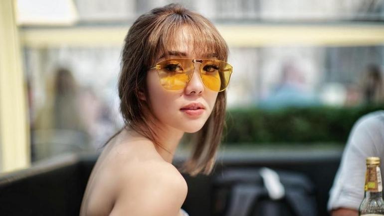 Aktris dan penyanyi Indonesia, Gisel. | liputan6.com
