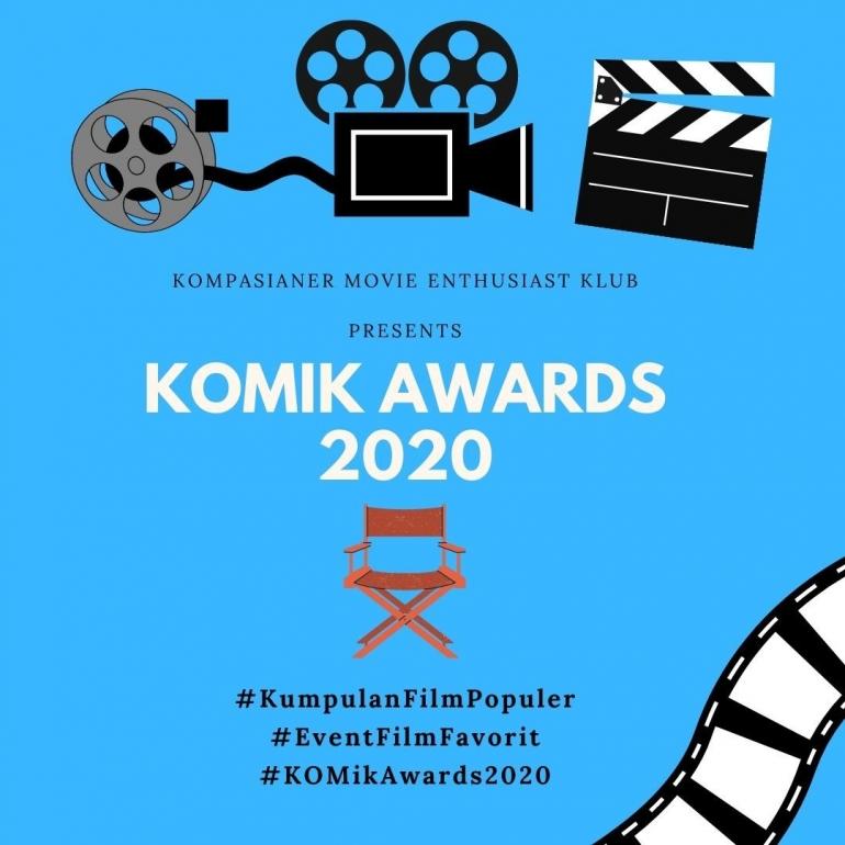 KOMiK Awards 2020   dok. KOMiK