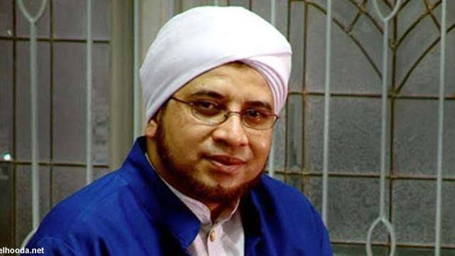 Habib Munzir Al-Musawa (Pendiri Majelis Rasulullah SAW)/Sumber gambar: Majelisrasulullah.org