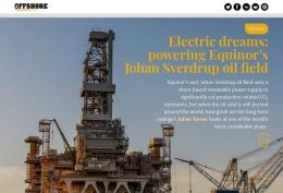 Electric Dreams: Powering Equinor's Johan Sverdrup Oil Field (Sumber: https://offshore.nridigital.com)