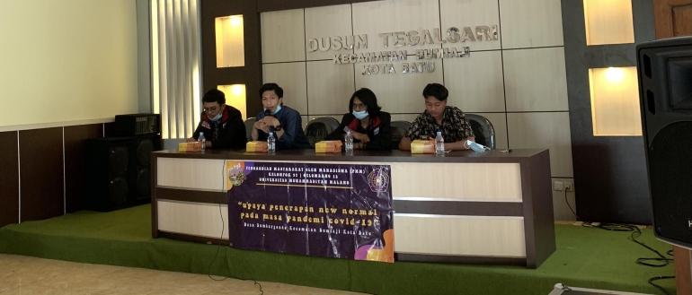 Ketua Bidang Pendidikan dan Kebudyaan DPD Malang Partai Nasdem dan Ketua Forum Anak Desa Sumbergondo (dokpri)