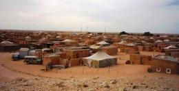 Kamp-kamp pengungsi Sahara Barat di Tindouf, Aljazair. | Sumber: European Commission