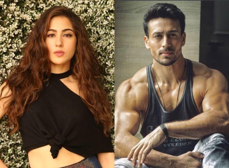 Saara Ali Khan dan Tiger Shroff: www.indiatvnews.com