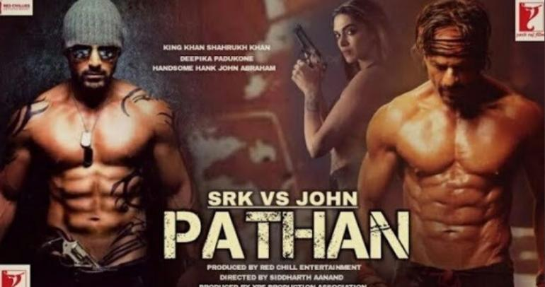 Teaser cover film Pathan: orissapost.com