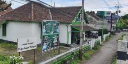 Cagar Budaya Pegadaian Tempel, Yogyakarta (dok pri)