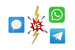 WA - Signal-Telegram (Sumber: techbruit.com)