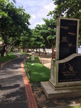 Bali yang sepi. Sumber foto : dari grup WA L71/Meme Widodo