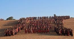 Festival Fulan Fehan di Kabupaten Belu, NTT (Foto: IDN Media/Selvia Yunisca)