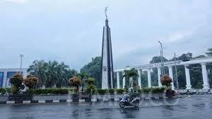 Tugu monumen kujang di Bogor (metro.tempo.co)