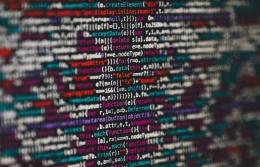 Algoritma big dibangun dengan coding yang rumit | sumber: unsplash