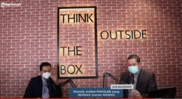 Tangkapan layar blogshop daring Menulis Artikel Politik oleh KPB