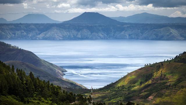 Danau Toba (sumber: iStockphoto)