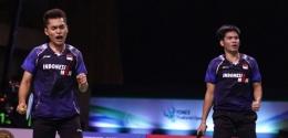 Leo Rolly Carnando/Daniel Marthin. badmintonindonesia.org