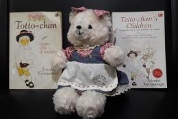 Novel Totto-chan koleksi Teteh (Dokpri)