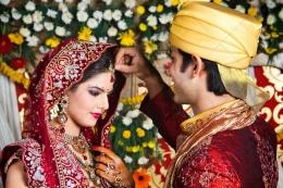Ilustrasi Complimentary Marriage Numerologi (sumber: dream-real.com)