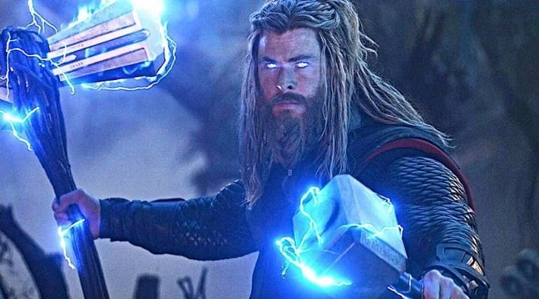 Thor Gendut   Dok. Marvel Studio