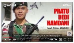 Pratu Dedi Hamdani (Sumber: youtube.com)