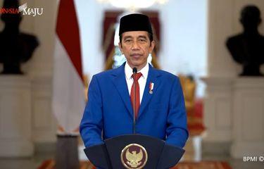 Presiden Jokowi/KOMPAS.COM