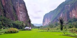 Lembah Harau- Sumbar. Sumber: www.indonesia.travel/nl
