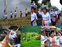 Pariwisata di Bali. Sumber: koleksi pribadi