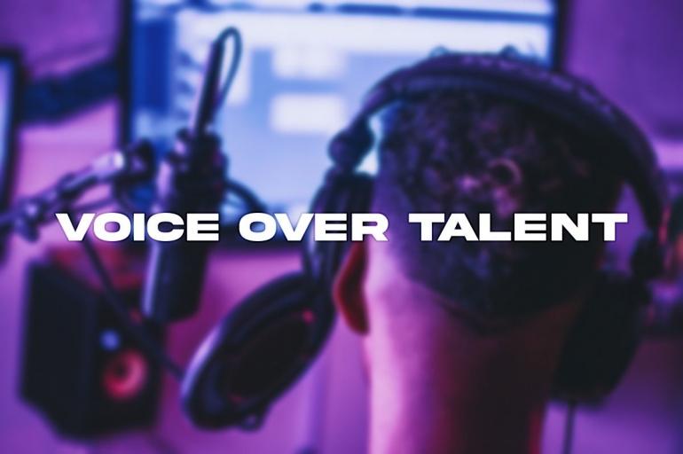 Voice Over Talent/edit dari pexels.com