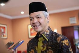 Gubernur Jawa Tengah Ganjar Pranowo (kompas.com)