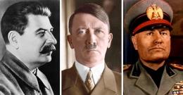 Stalin, Hitler & Mussolini