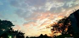 Langit Senja (Foto: koleksi pribadi)