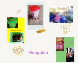 Mengolah Sampah Sendiri | dokpri