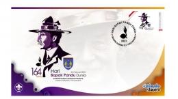 Sampul Peringatan dari DI Yogyakarta. (Foto: Pusbangjusinfo Kwarda DIY)