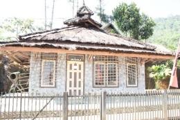 Musala di Kasepuhan Ciptagelar, Sukabumi. (Sumber: Dok. Pribadi)