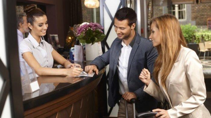 Ilustrasi kena denda saat check-out hotel (TribunTravel.com)